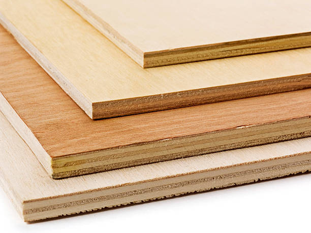 plywood - triplex stockfoto's en -beelden