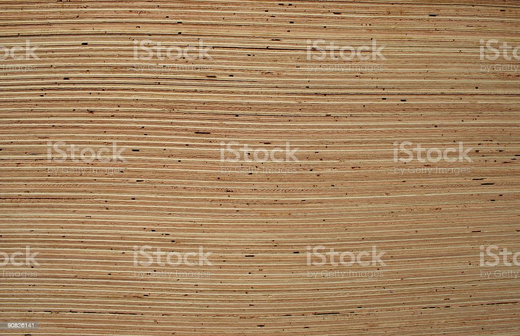 Plywood Sheets royalty-free stock photo