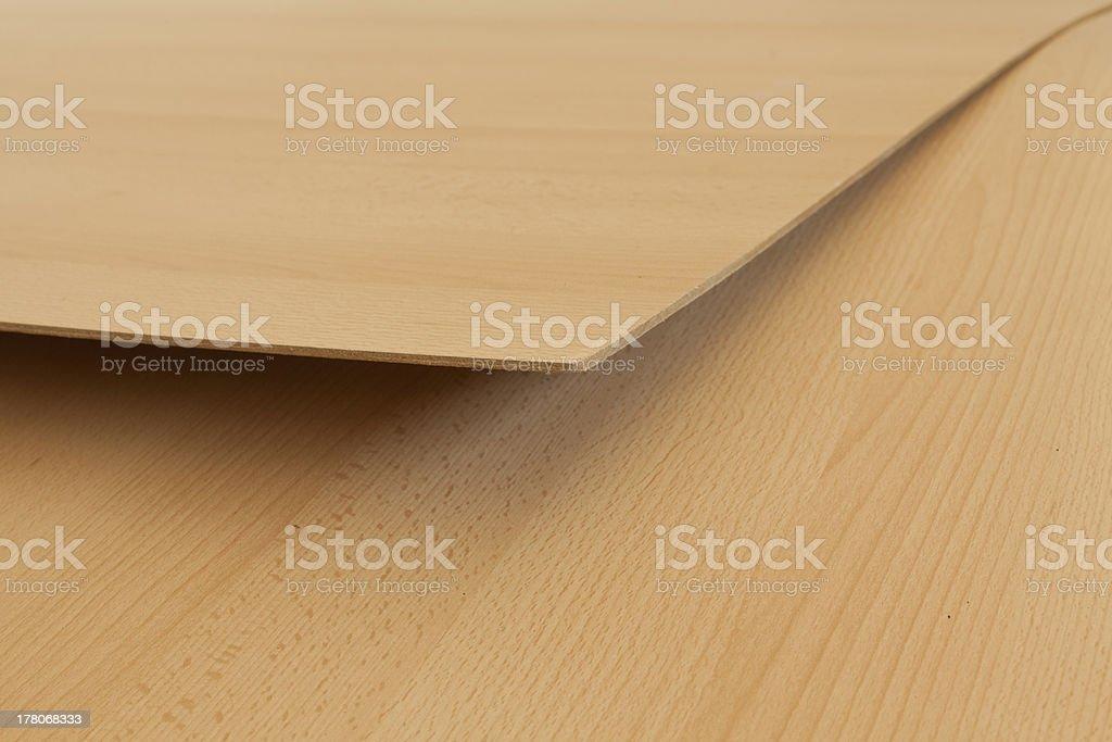 Plywood texture royalty-free stock photo