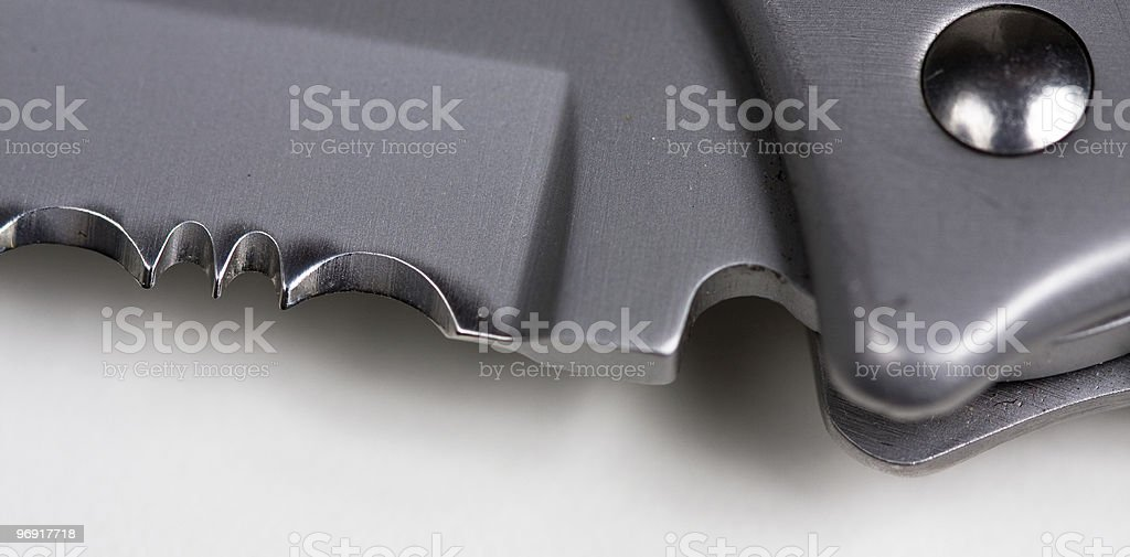 Pocket Knife royalty-free stock photo
