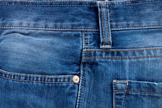 Tasche der Jeanshose – Foto