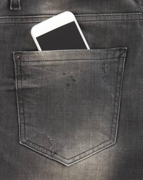 Bolso para telefone - foto de acervo