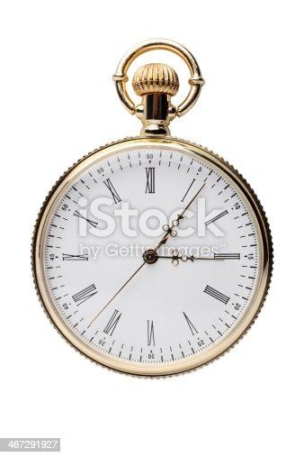 istock Pocket watch 467291927