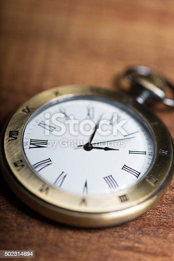 istock Pocket watch 502314694