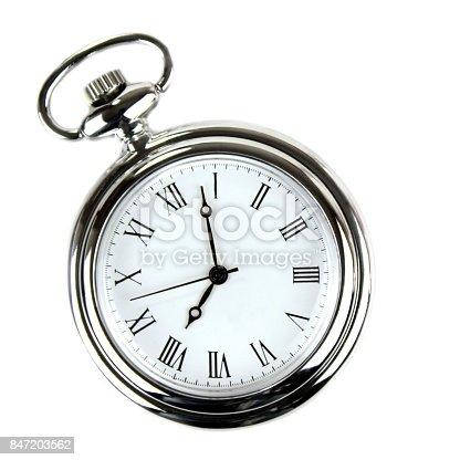 istock Pocket watch 847203562