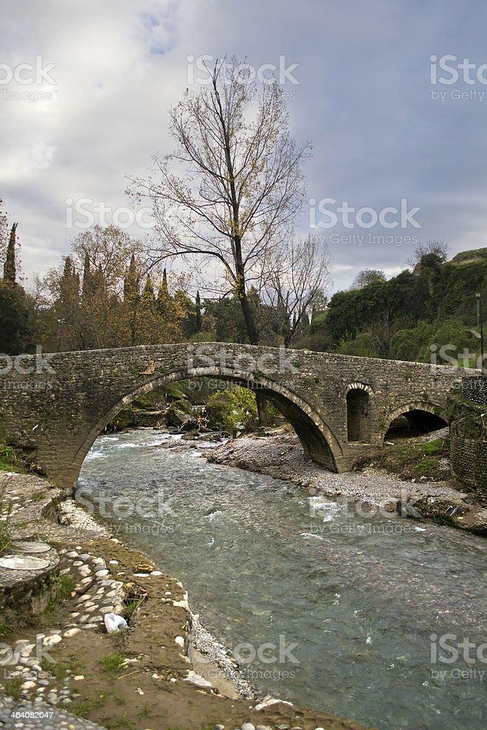 Podgorica stock photo