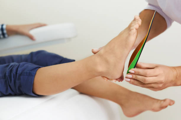 podiatry clinic. - podiatry stock pictures, royalty-free photos & images