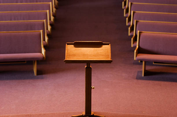 Podium Podium or pulpit pulpit stock pictures, royalty-free photos & images