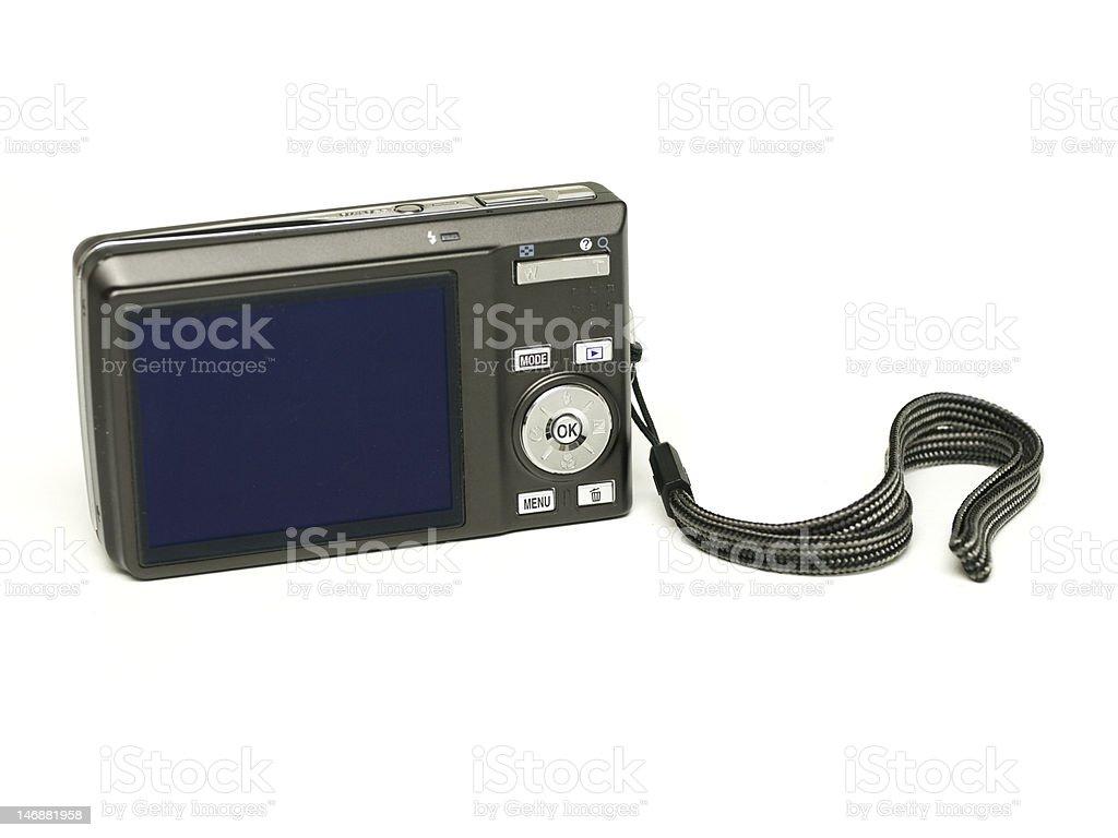 Point and Shoot Digital camera royalty-free stock photo