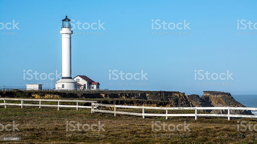 Point Arean LightHouse stock photo