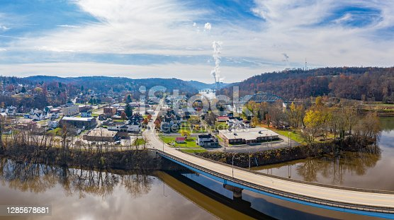 istock Point Marion from drone with Fort Martin coal power station on River Monongahela in the background 1285678681