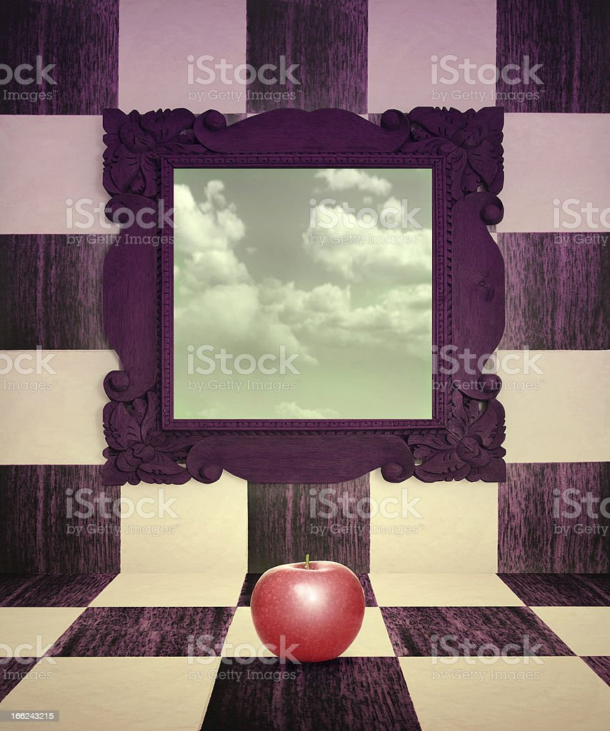 Point of view royalty-free stock photo