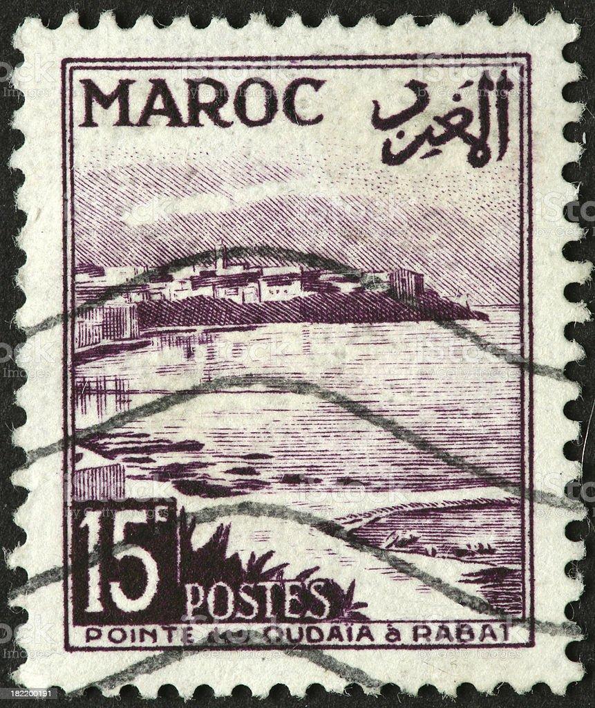 Point Oudaia Rabat Morocco