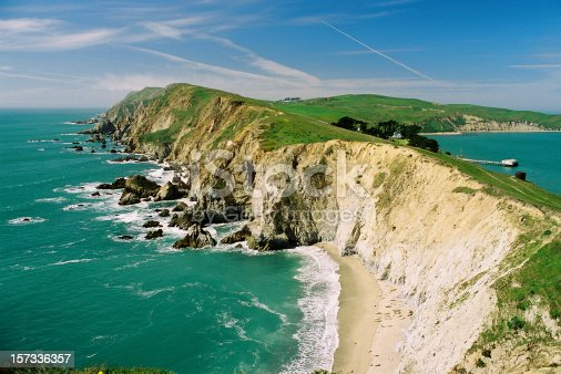 Point Reyes National seashore in California