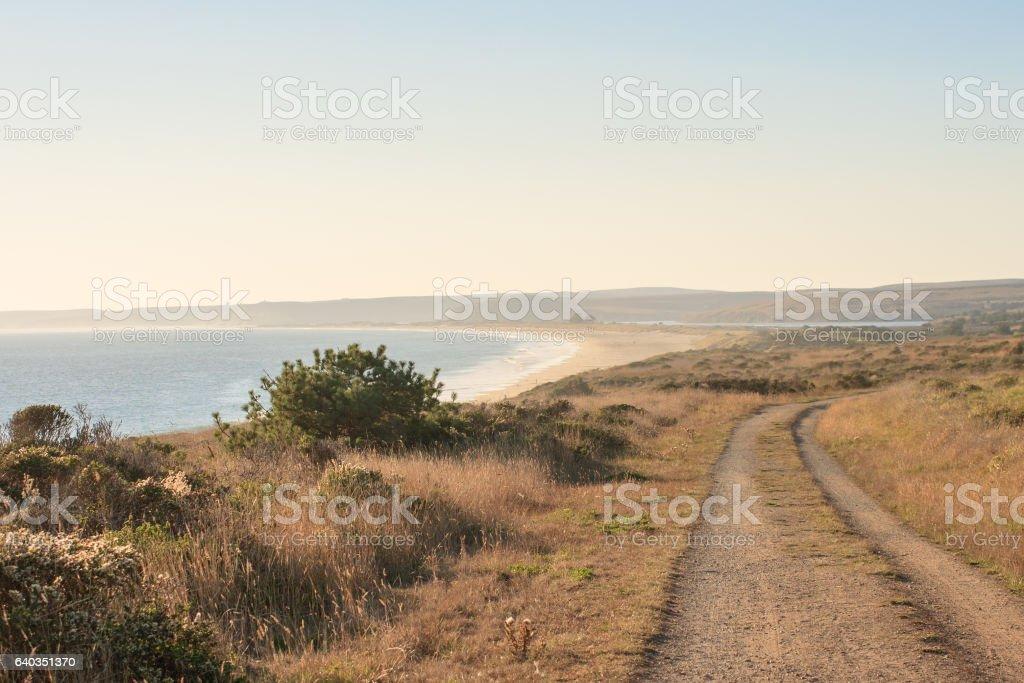 Point Reyes, California stock photo