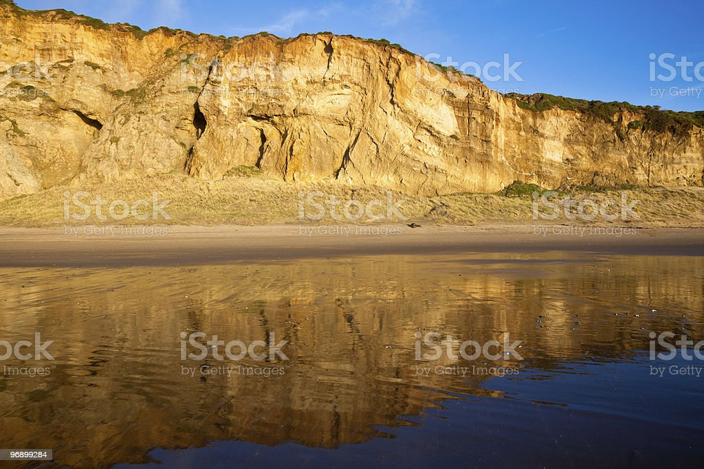 Point Reyes Cliffs royalty-free stock photo