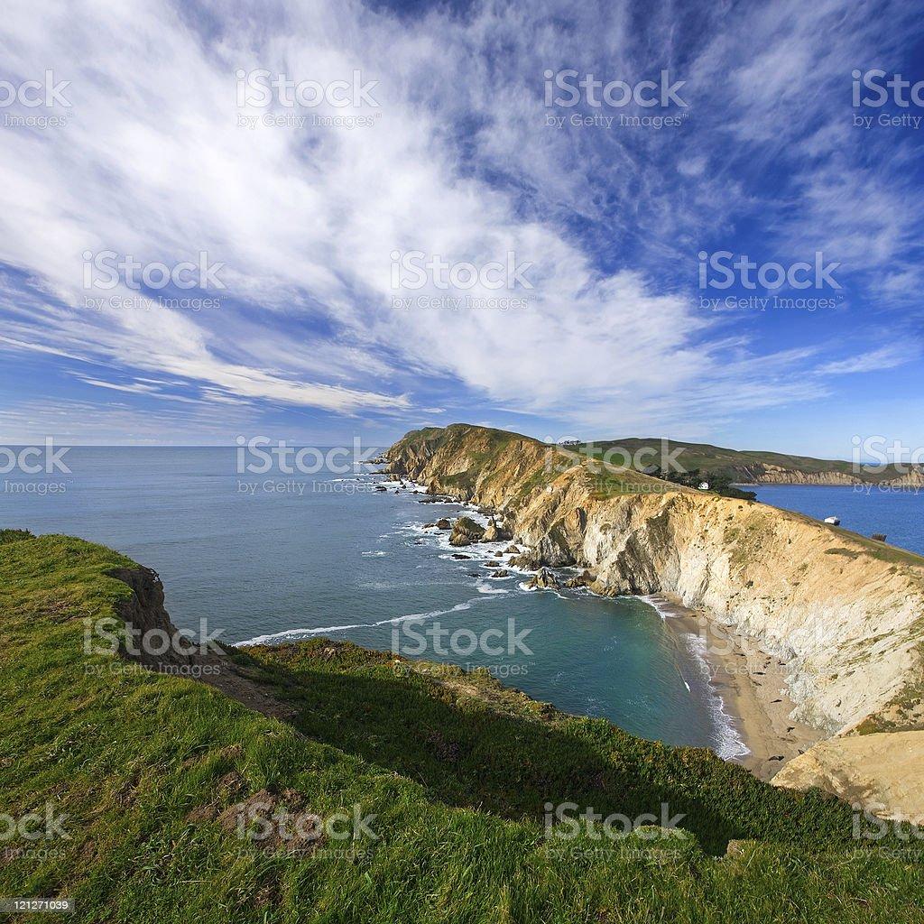 Point Reyes National Seashore, California stock photo