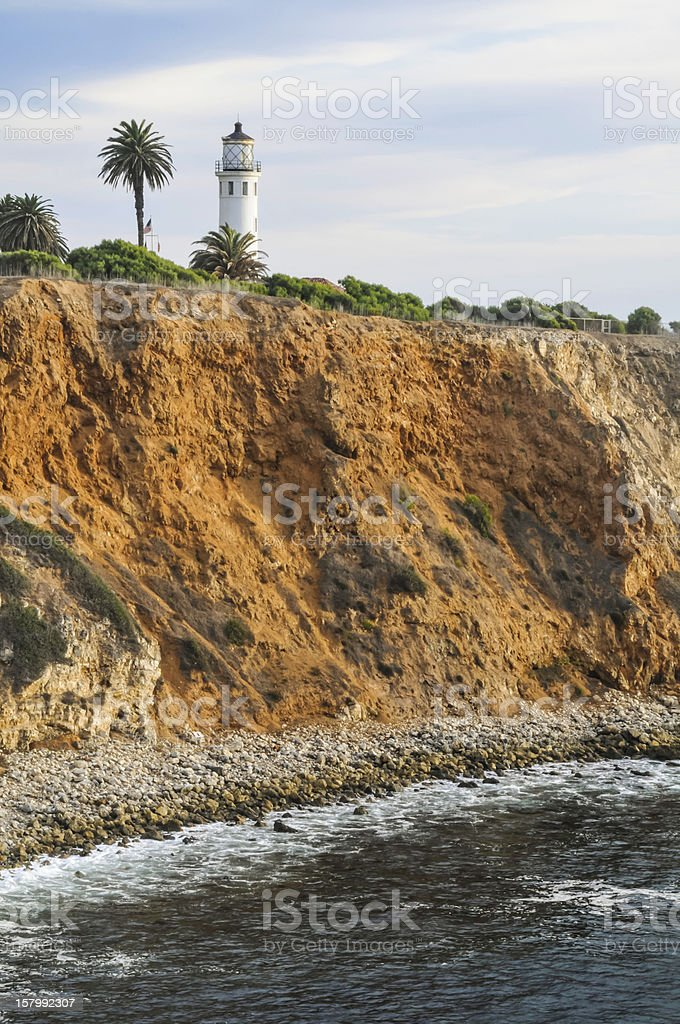 Point Vicente Lighthouse royalty-free stock photo