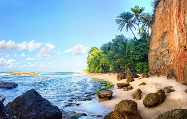 Pointe Baptiste Strand, Calibishie, Dominica – Foto