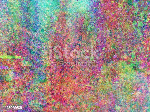 pointillistic abstract full-frame multicolored background