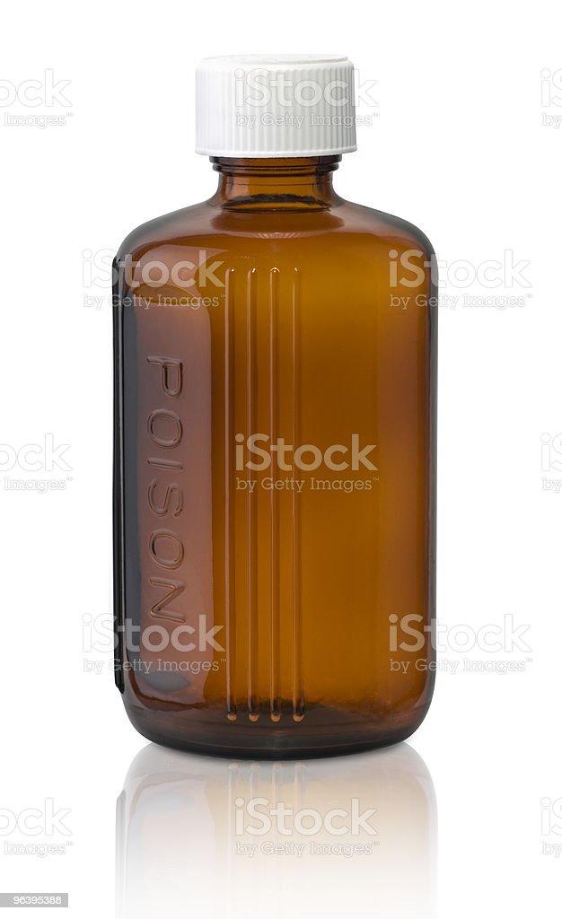 Poison Bottle - Royalty-free Bottle Stock Photo