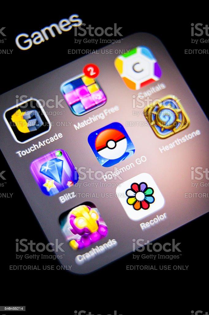 Pokemon Go Iphone App