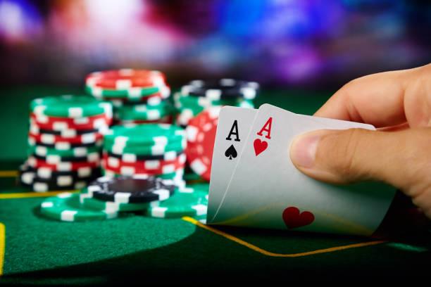 pokerspel - black jack bildbanksfoton och bilder