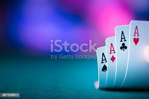 casino theme, poker game, aces