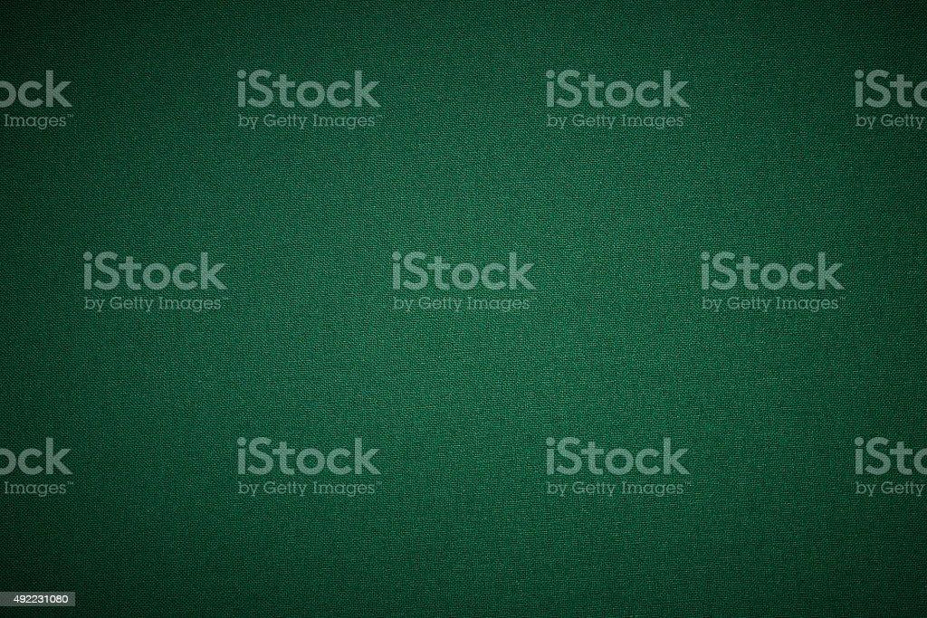 Poker green table stock photo