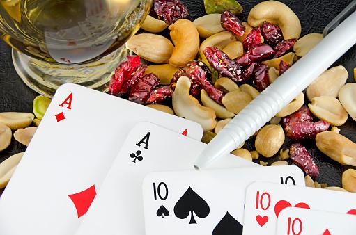 poker hand Fullhouse