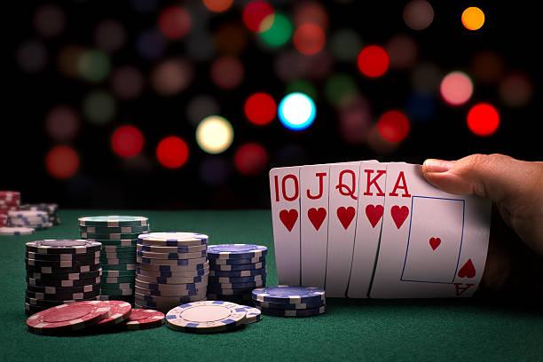 Poker main - Photo