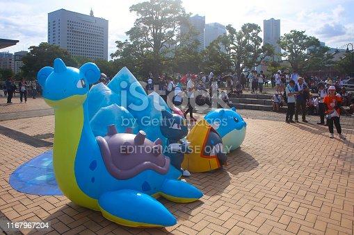 istock Pokémon Go Fest 2019 Yokohama - Pikachu Outbreak 1167967204