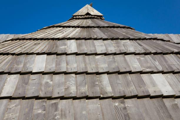 Poland Podkarpackie Bieszczady, Bircza viewpoint. stock photo