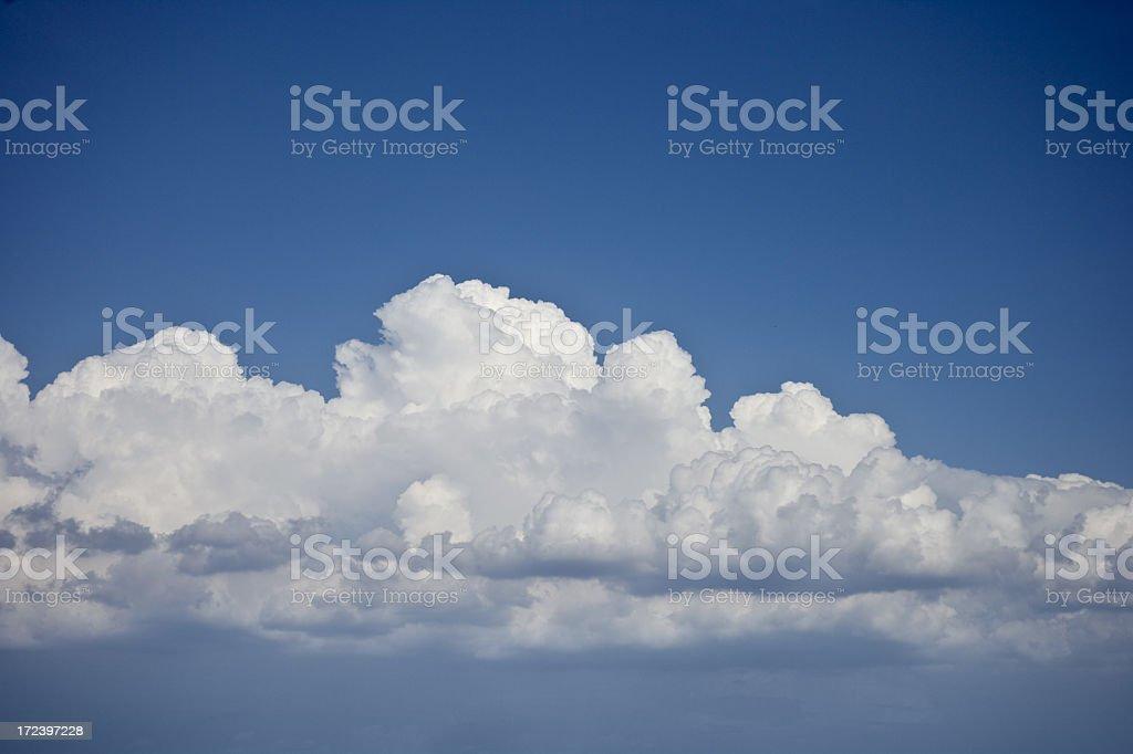 Poland sky royalty-free stock photo