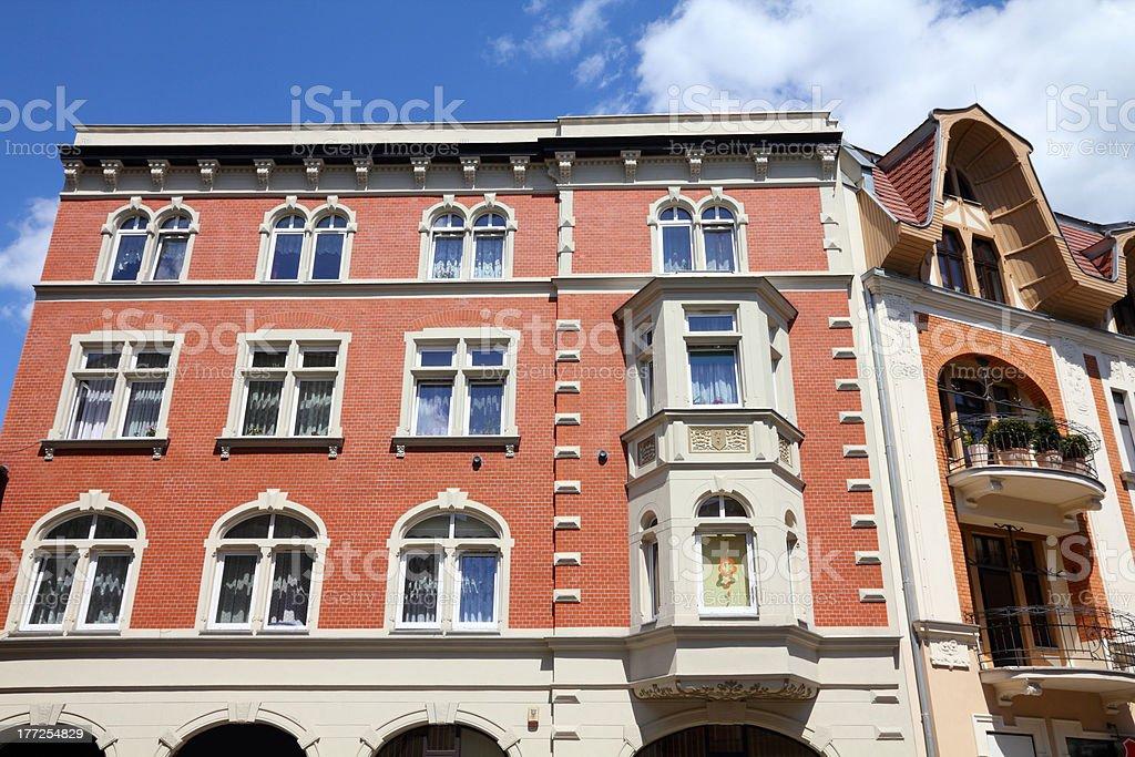 Poland - Tarnowskie Gory stock photo