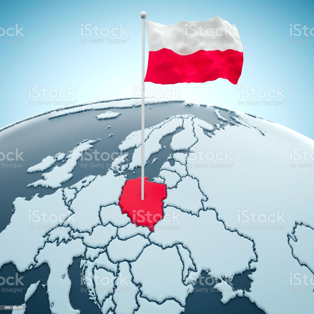 Poland, Varsovie foto stock royalty-free