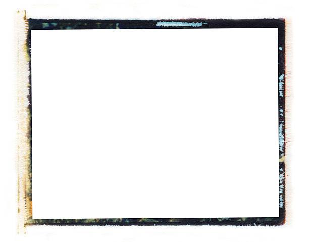 polaroid transfer photo border - fotoram bildbanksfoton och bilder
