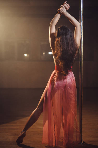 Top Naked Pole Dancer Stock Photos, Pictures And Images - Istock-5667