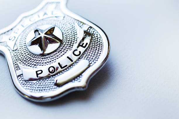 Polizeiabzeichen  – Foto