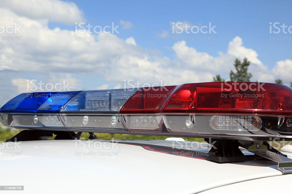 Police Car Light Bar Stock Photo Download Image Now Istock