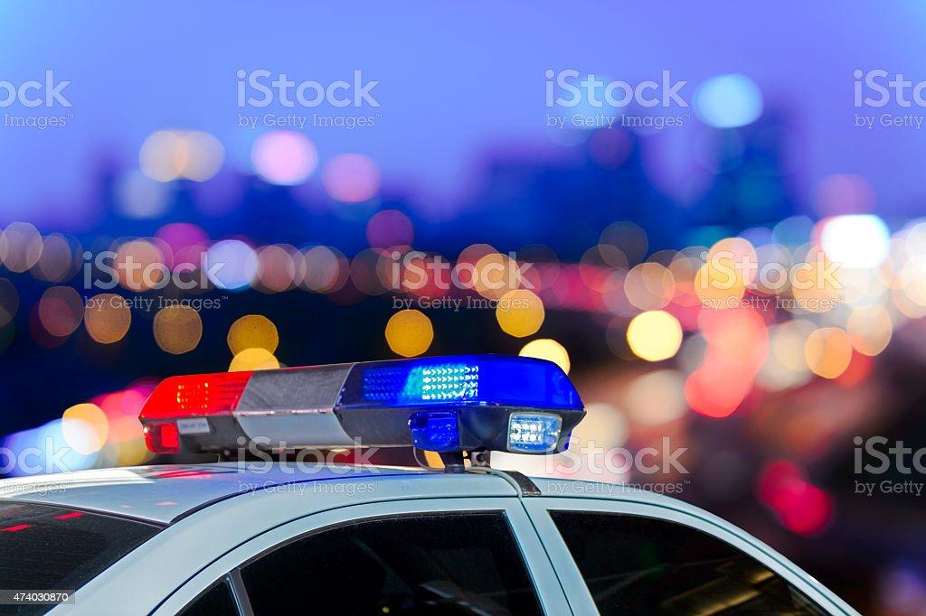 Polizeiauto – Foto