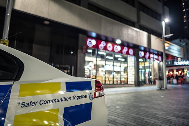 NZ Polizei Auto – Foto