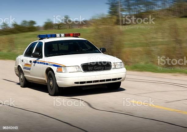 Policja W Trasie - zdjęcia stockowe i więcej obrazów Samochód policyjny