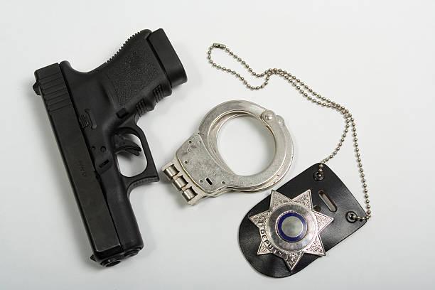 Polizei-Ausstattung – Foto