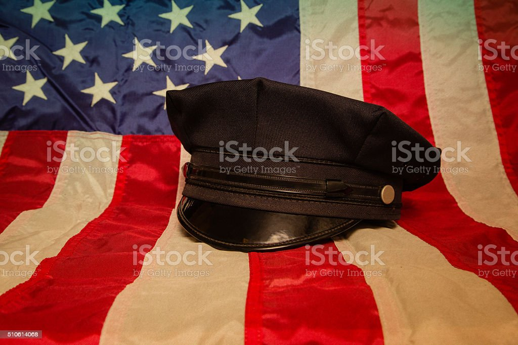 Police Gear stock photo