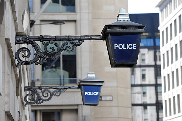 Polizei-Lampen – Foto