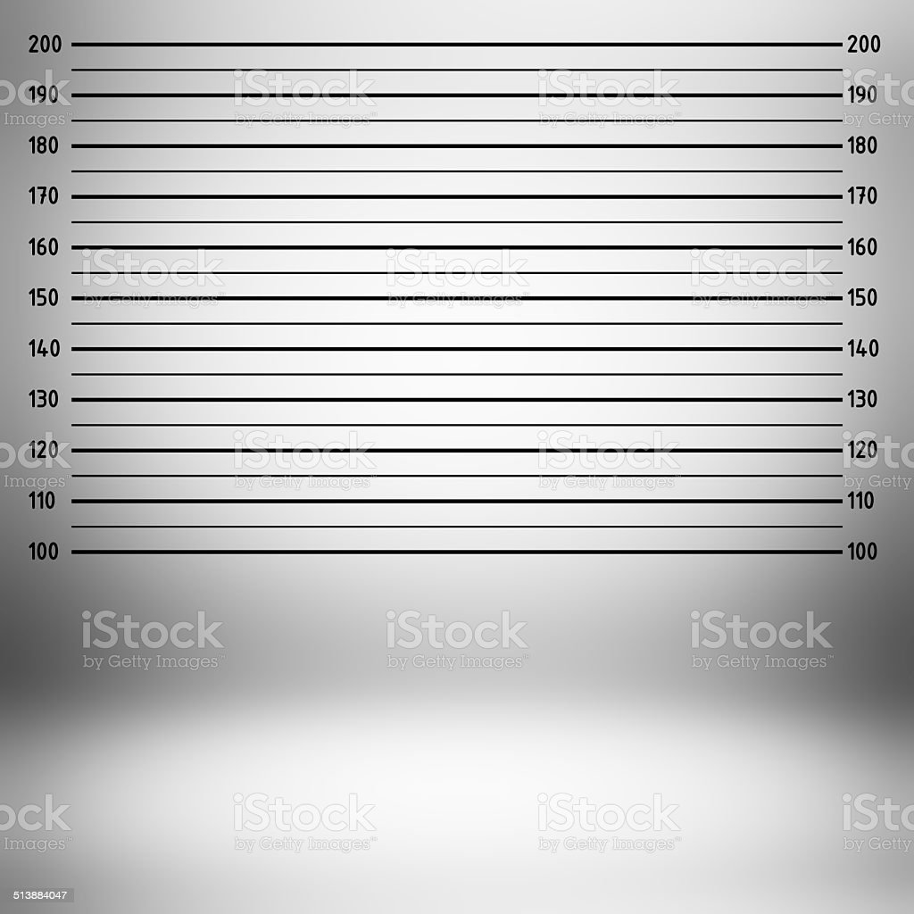 Police lineup background free