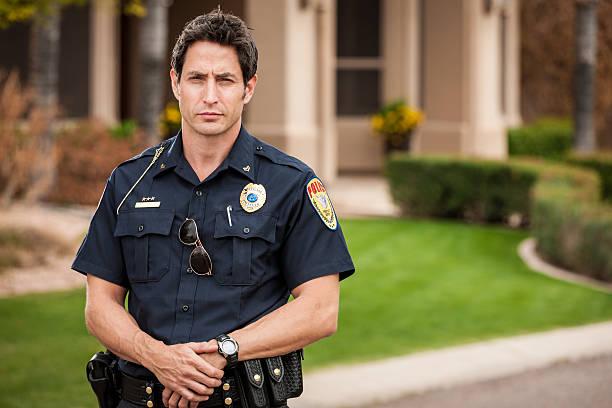 policjant portret - policja zdjęcia i obrazy z banku zdjęć