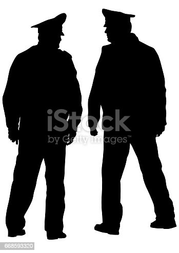 istock Police protective clothing 668593320