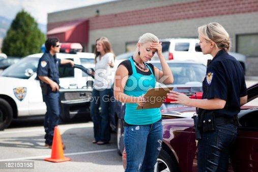 1047083324istockphoto Police Respond to Traffic Accident 182153158